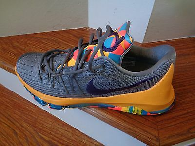 Nike KD 8 PG County Men's Basketball Shoes, 749375 050 Size 11 NEW