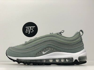 "uk availability cedae 1c8d9 Women s Nike Air Max 97 SE ""Mica Green"" Size-8.5 Green Black ("
