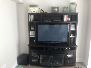 Tv wall unit /stand