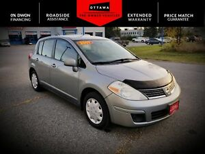 2007 NISSAN VERSA *****EXTREMELY FUEL EFFICIENT*****