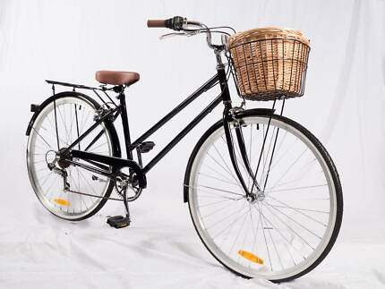 7 speed vintage ladies bike