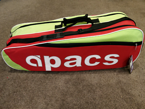 Apacs Racket Bag Harrison Gungahlin Area Preview
