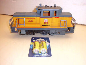 Diesellok Union Pacific Spur G Dickie - New Ray - New Bright