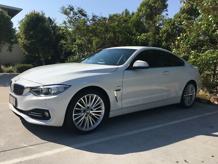 2013 MY14 BMW 420 Coupe