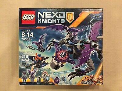 LEGO 70353 – The Heligoyle – Nexo Knights – NEW SEALED