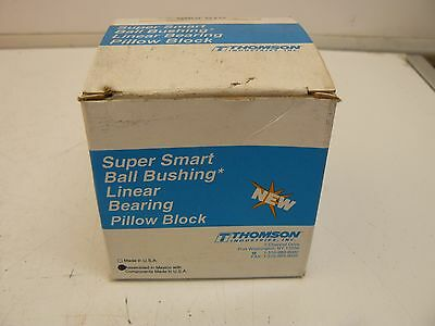 Thomson Ssufb16 Super Smart Ball Bushing Linear Bearing Pillow Block New