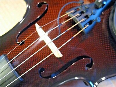 Glasser CARBON COMPOSITE  4 string - ACOUSTIC ELECTRIC VIOLIN 4/4
