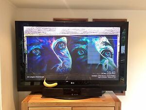 """LG 60"""" Plasma TV North Narrabeen Pittwater Area Preview"""