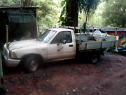 Toyota Hilux Workmate 1990 Murwillumbah Tweed Heads Area Preview