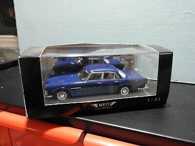 Aston Martin Lagonda Rapide 1962 1/43 by NEO scale models