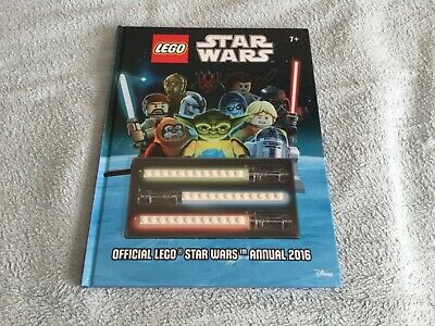 Official LEGO Star Wars Annual 2016 (Lego Annuals) Disney 7+