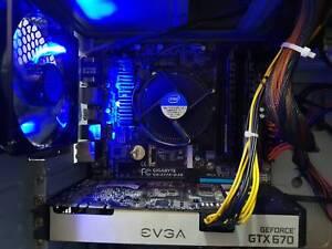 Budget Gaming PC (Quad Core, 8GB Ram, GTX 670)