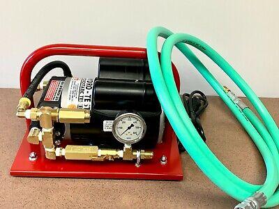 General Pump 6334-100 Hydrostatic Test Pump Electric 500 Psi Max