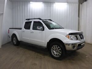 2012 Nissan Frontier SL No Accidents Leather Sunroof