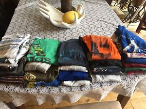 Boys size 6-7-8 shirts