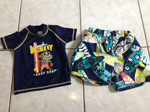 18 month Swim Outfit