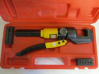 Hydraulic Hand Die Electric Electrical Wire Crimping Terminal Crimper Tool S67
