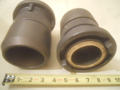 Storz Fire Hose Coupling - 5x4 Inch Set Action As1299