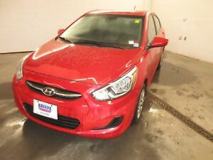 2016 Hyundai Accent LE- EXTENDED WARRENTY! ONLY 56K! SAVE!