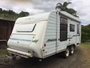 2001 BOROMA Caravan 19ft. (Off Road) Kalbar Ipswich South Preview