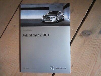 Mercedes-Benz AUTO SHANGHAI 2011 -Exclusive Edition für Sammler-