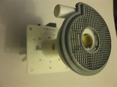 Ice Maker Cube Machine Itv Water Pump 50w Coprel R37 Type Dp40-55-70-60-80