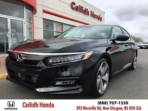 2018 Honda Accord Touring | Clean | Low KM's