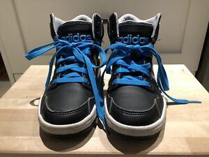 Adidas hightop kids sneakers - size 2