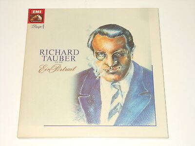 Richard Tauber - Tenor - 5LP Box - Ein Portrait - EMI 1C 137 1781303
