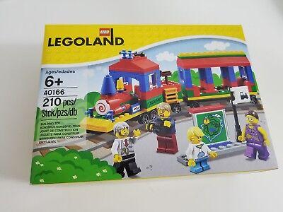 Lego 40166 Exclusive Legoland Train Brand New In Box Sealed