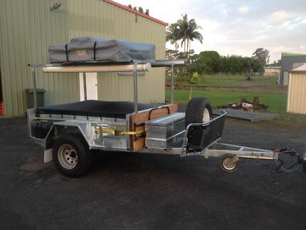 Off road camper trailer Innisfail Cassowary Coast Preview