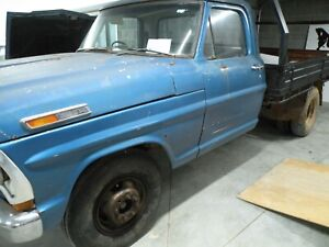 1972 Ford F250 Manual Ute 351 might swap for old car or bike