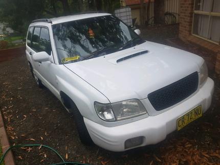 99 Subaru GT Forester
