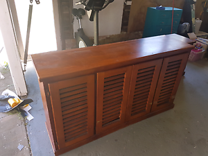 Free TV cabinet and sideboard and chest of drawers Charlestown Lake Macquarie Area Preview