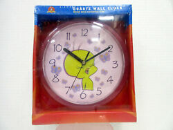 New Tweety Bird Collectible Quartz Wall Clock By Westclox Looney Tunes