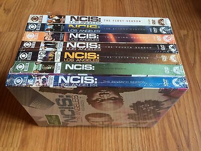 Ncis  Los Angeles   Season 1 2 3 4 5 6 7 Dvd Free Shipping