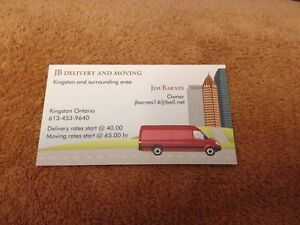 JB Moving and Delivery starting at $40 New Assembly service