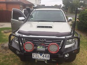 Toyota Hilux SR5 very clean in and out 2012 model Williamstown Hobsons Bay Area Preview