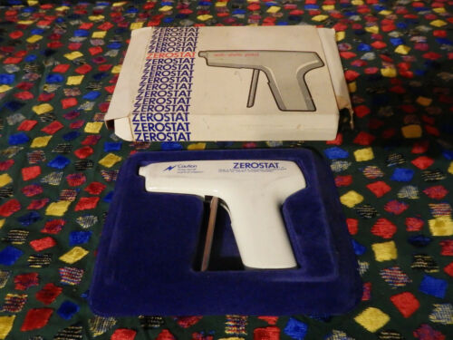 Zerostat Anti-Static Gun Lp cleaning cleaner