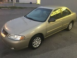 Nissan Sentra 2003 A/C negociable