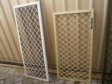 ASSORTED Security Screens from $45 Each .sliding door screen $100 North Beach Stirling Area Preview