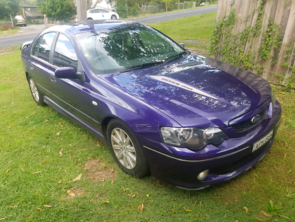 ba xr8 manual for sale cash or swap