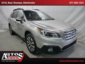 2017 Subaru Outback 3.6R AWD Limited w/Technology Package +  GPS