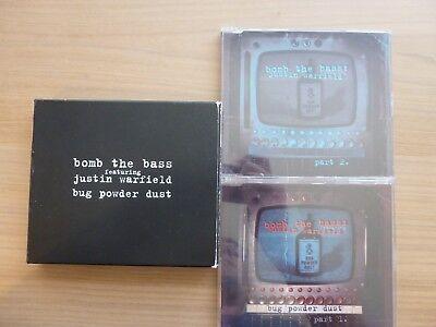 Bomb The Bass – Bug Powder Dust, 2 Maxi