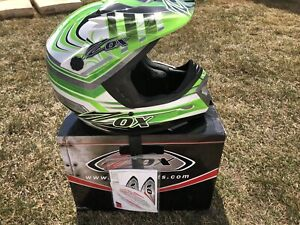 Vox youth small Helmet - new