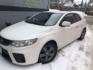 2010 Kia Forte Koup WINTER-READY
