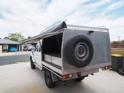 79 Series Dual Cab Landcruiser Custom Canopy Beldon Joondalup Area Preview