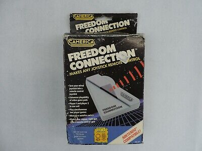 Nintendo NES Camerica Freedom Connection Joystick Remote Control Vintage
