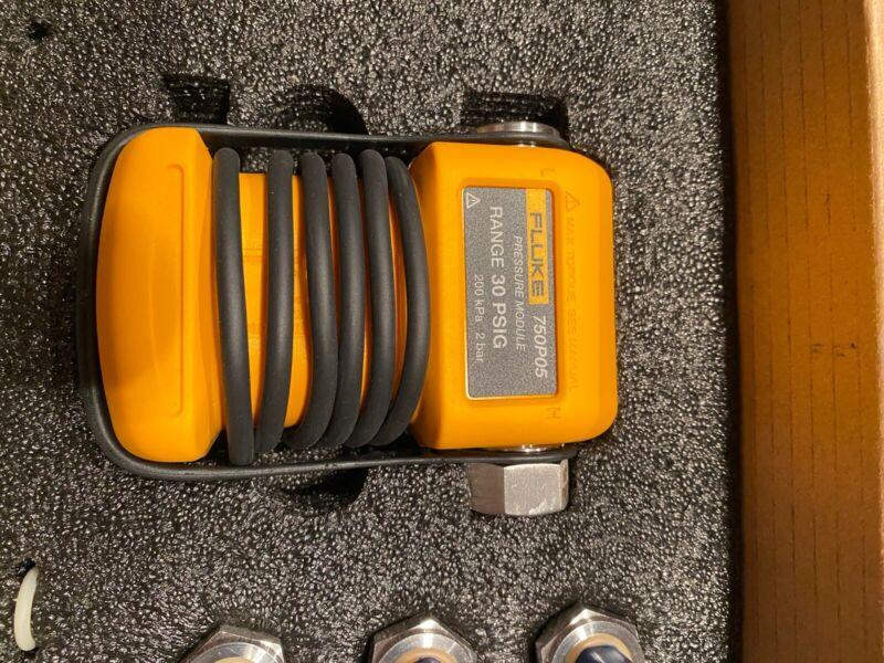 FLUKE 750 Series Pressure Module  750P05 30 PSI