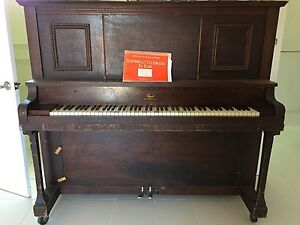 Old school piano George Town George Town Area Preview